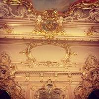 Снимок сделан в Санктъ-Петербургъ Опера пользователем Natasha 4/11/2012