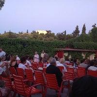 Снимок сделан в Cine Thisio пользователем Eva T. 8/20/2012