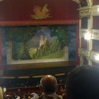 Photo prise au Teatre Principal par E. E. le3/18/2012