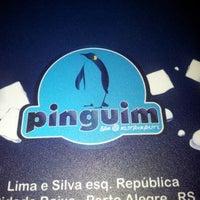 Foto scattata a Pinguim Bar da Felquis G. il 9/1/2012