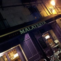 Photo prise au Trattoria Malatesta par Mario H. le5/8/2012