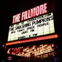 Foto tomada en The Fillmore Detroit por Dave G. el 10/15/2011