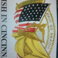 Foto tirada no(a) Irish Heritage Center of Greater Cincinnati por Fred N. em 1/28/2012