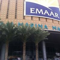 0e5b32fc3642d ... Photo taken at Dubai Marina Mall by Andres J. on 3 28 2012 ...