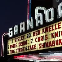 Das Foto wurde bei Granada Theater von Sarah T. am 4/2/2012 aufgenommen