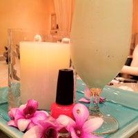 Снимок сделан в Bellagio Spa & Salon пользователем Karen B. 8/10/2012