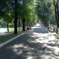 Снимок сделан в Лефортовский парк пользователем Stepan 🐎🔫👏 R. 8/8/2012