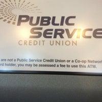 Снимок сделан в Public Service Credit Union пользователем Vikki W. 7/21/2012