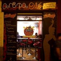 """Foto diambil di Arepa Olé """"Chueca"""" oleh Alberto S. pada 7/21/2012"""