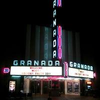 Das Foto wurde bei Granada Theater von Dan C. am 12/17/2011 aufgenommen
