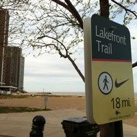 4/21/2012にRichard B.がChicago Lakefront Trailで撮った写真