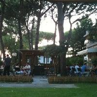 Foto diambil di Storyville Hotel Cinquale oleh Ilaria M. pada 6/27/2011