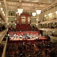 Foto tomada en Schermerhorn Symphony Center por Philip R. el 10/23/2011