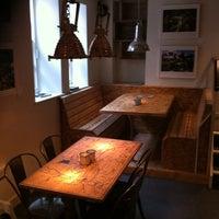 5/6/2012에 Jonathan S.님이 Society Cafe에서 찍은 사진