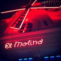 Снимок сделан в El Molino пользователем Dafne B. 11/28/2011