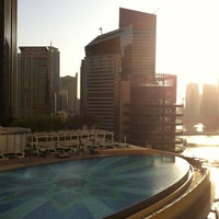 Photo prise au Address Dubai Marina par Shaymaa le1/14/2012