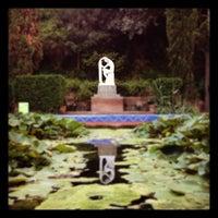 7/12/2012にSergiがJardins de Laribalで撮った写真
