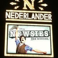 Foto tirada no(a) Nederlander Theatre por Myra em 4/2/2012