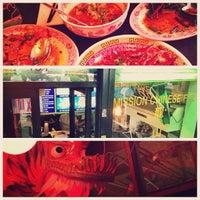 Foto diambil di Mission Chinese Food oleh Greg W. pada 6/9/2012