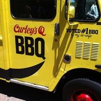 Das Foto wurde bei Curley's Q BBQ Food Truck & Catering von Andrew F. am 6/26/2012 aufgenommen