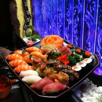 Foto tirada no(a) Sushi by Cleber por Edu D. em 5/25/2012