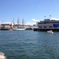 Foto scattata a Boston Harbor da Edward L. il 7/2/2012