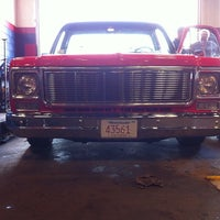 ... Photo taken at Commonwealth Motors by Mike D. on 8/26/2011 ...