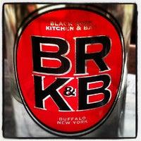 Снимок сделан в Black Rock Kitchen & Bar пользователем Angela Z. 6/17/2012