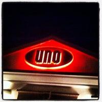 Das Foto wurde bei Uno Restaurant von Meriç G. am 8/7/2012 aufgenommen