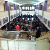 Photo Taken At Adele H Stamp Student Union By Nathan K On 4 1