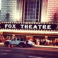 8/29/2012에 Breck A.님이 The Fabulous Fox에서 찍은 사진