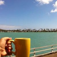Foto tirada no(a) Island Brew Coffeehouse por Melissa C. em 8/1/2012