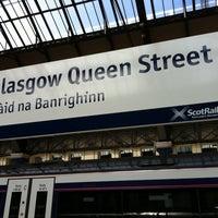 Glasgow Queen Street Railway Station Glq Merchant City