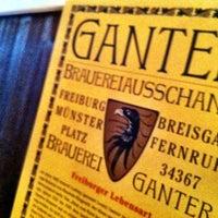 Das Foto wurde bei Ganter Brauereiausschank von Ken H. am 4/1/2012 aufgenommen