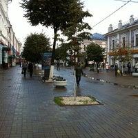 Снимок сделан в Улица Кирова пользователем KUZNETSOV 9/12/2011