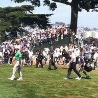 Foto scattata a The Olympic Club Golf Course da Leslie M. il 6/17/2012