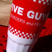 b7f0f0ac458 ... Photo taken at Five Guys by ToeKneeEFF on 12 16 2011 ...