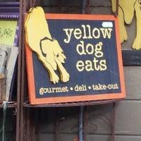Снимок сделан в Yellow Dog Eats пользователем Rock M. 3/17/2012