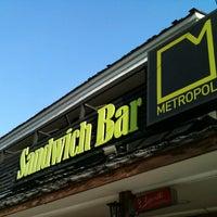 Снимок сделан в Metropol пользователем domi b. 1/27/2012