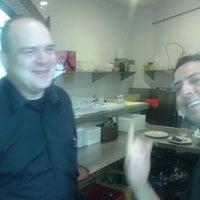 Foto tomada en La Pizzeria de l'Hort por Lloret C. el 2/1/2012