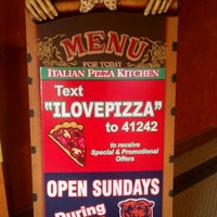Italian Pizza Kitchen Now Closed Pizza Place