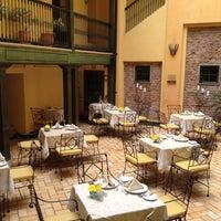 8/26/2012 tarihinde QueLlevar ..ziyaretçi tarafından Hotel de la Opera'de çekilen fotoğraf
