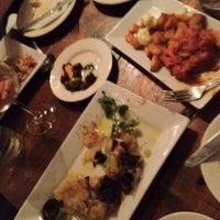 Foto scattata a Tasca Spanish Tapas Restaurant & Bar da Amir G. il 7/11/2012