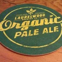 Снимок сделан в Laurelwood Public House & Brewery пользователем Monica H. 1/12/2012