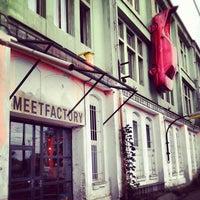 Снимок сделан в MeetFactory пользователем tazMAYnia 9/12/2012