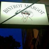 7/8/2011 tarihinde Mike B.ziyaretçi tarafından Bistrot Margot'de çekilen fotoğraf