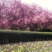 Foto tomada en Conservatory Garden por Christopher F. el 4/26/2011