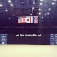 Foto tomada en UD Arena por Denelle A. el 4/14/2012