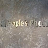Foto tirada no(a) People's Phone por Acácio M. em 2/7/2012