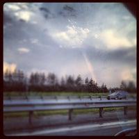 Photo prise au М-2 Симферопольское шоссе par Alexey R. le7/27/2012